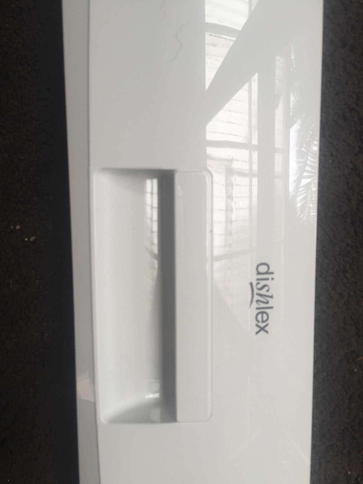 1560723-0/15: Dishlex Dishwasher Control Panel For DX203WK GENUINE