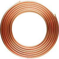 Copper Tube Annealed 10mm-18 Metre Coil 3/8