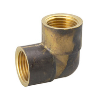 Brass Elbow FxF 25mm
