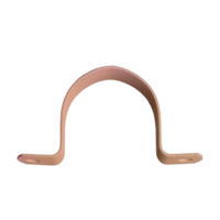 Saddle Clip Nylon Coat 50mm Suit Copper