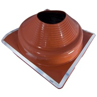 Dektite 5-127mm Red Silicone