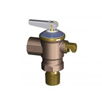 Expansion Control Valve 1200Kpa 15mm