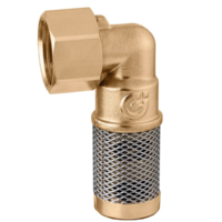 FROST VALVE RIGHT ANGLE CALEFFI 15MM